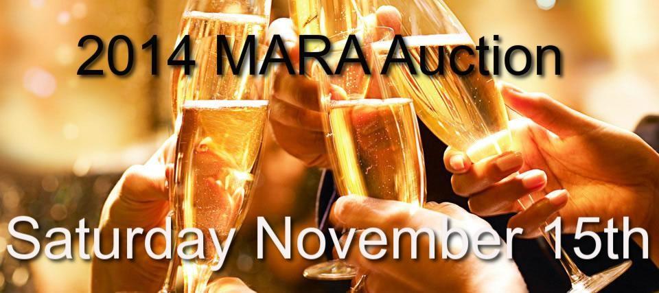 The MARA Auction Needs You!