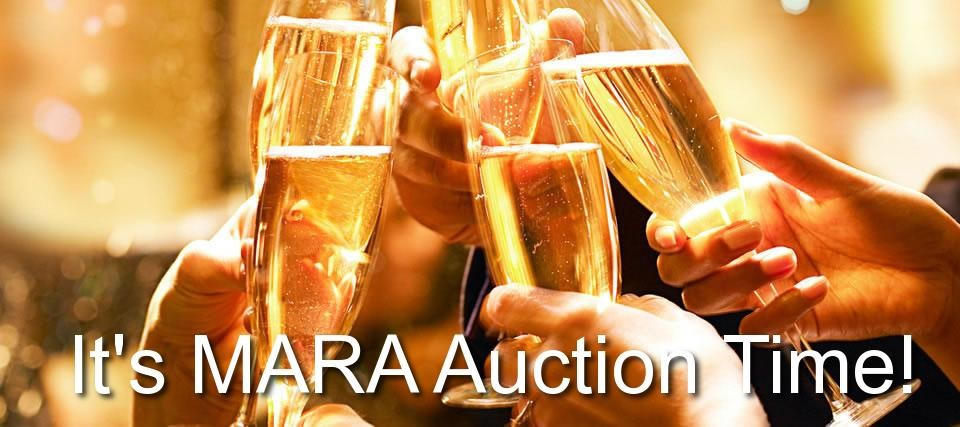 The MARA Auction Needs You!